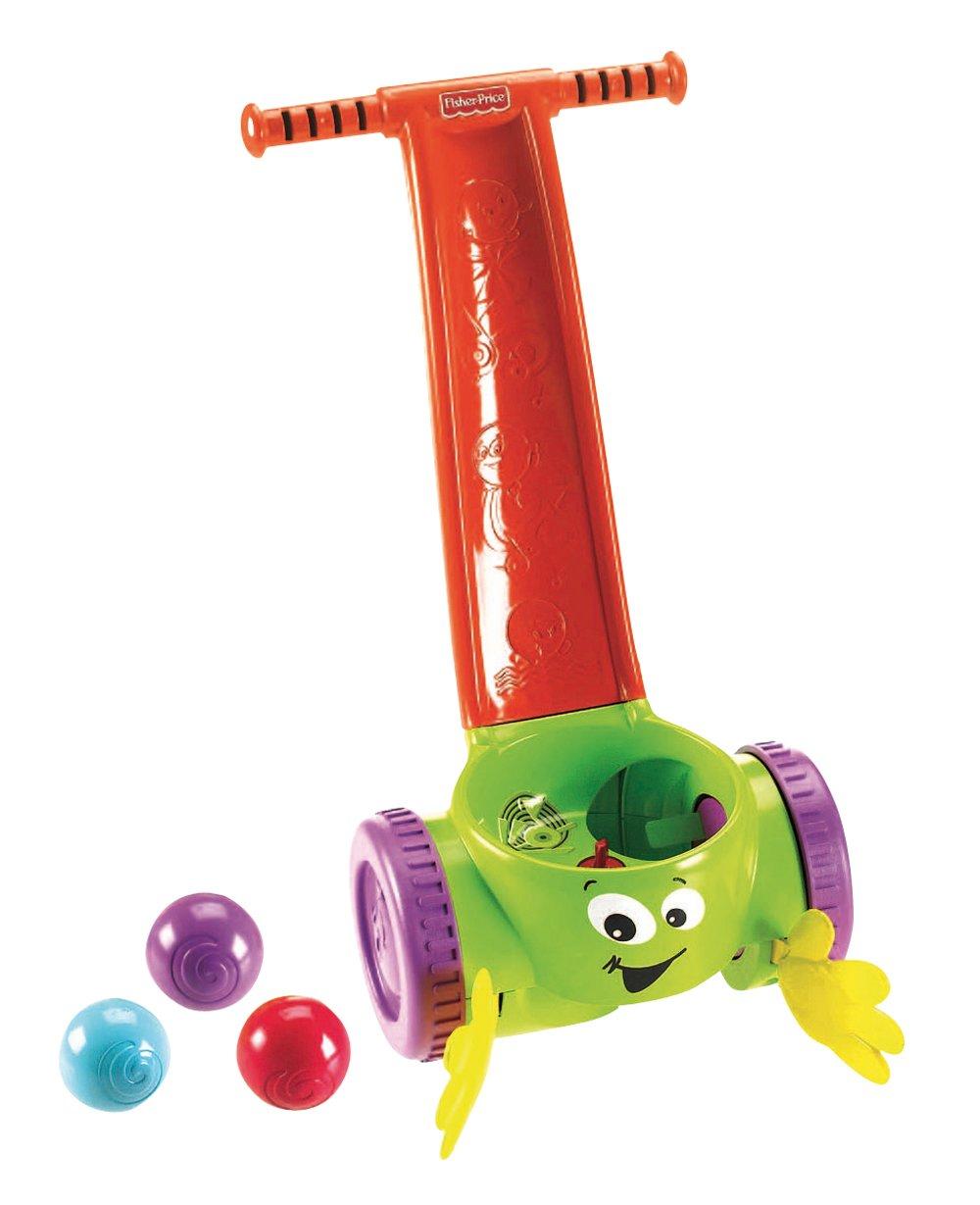 Fisher Price Atrapa Bolitas Saltarinas desarrollo de habilidades motoras Mattel W
