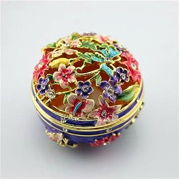 Cajas de joyería para regalos de boda, manualidades, joyería, cajas de almacenamiento, manualidades: Amazon.es: Juguetes y juegos