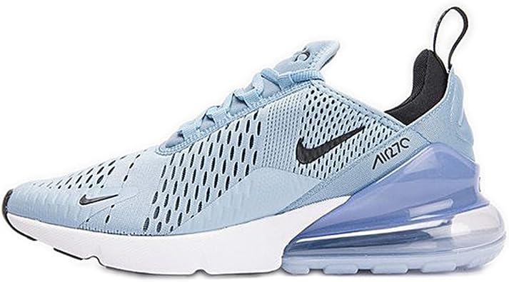 Zapatillas Nike – Air MAX 270 Azul/Negro/Blanco Talla: 44,5: Amazon.es: Zapatos y complementos