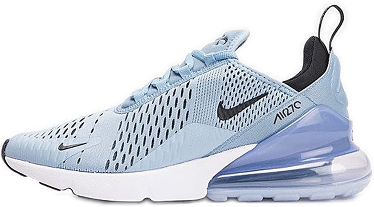 Zapatillas Nike – Air MAX 270 Azul/Negro/Blanco Talla: 44,5 ...