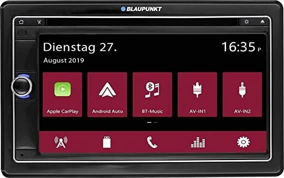 Blaupunkt Vienna 790 Dab Double Din Cd Dvd Elektronik
