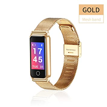 ZLOPV Pulsera Lady Smart Bracelet Women Wristband Fitness ...