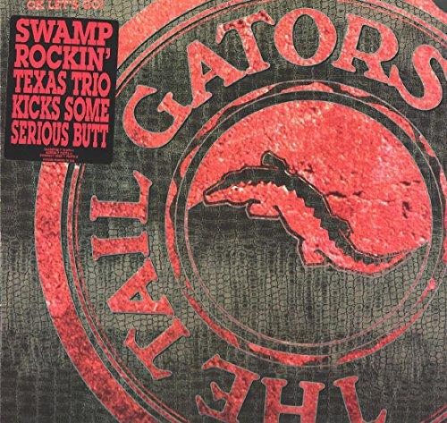 The Tail Gators: Ok Let's Go! LP VG++/NM US Restless Records 7 72275-1