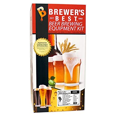 Brewer's Best DELUXE Beer Home Equipment Kit