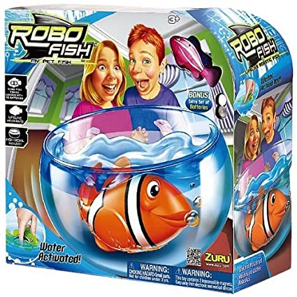 Robo fish website for dating