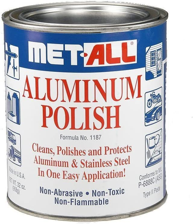 Aluminum Polish, Met-All