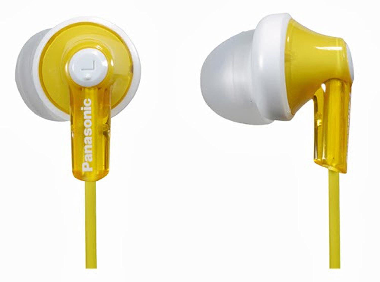anasonic RP-HJE118E-Y In-Ear Canal Earphone