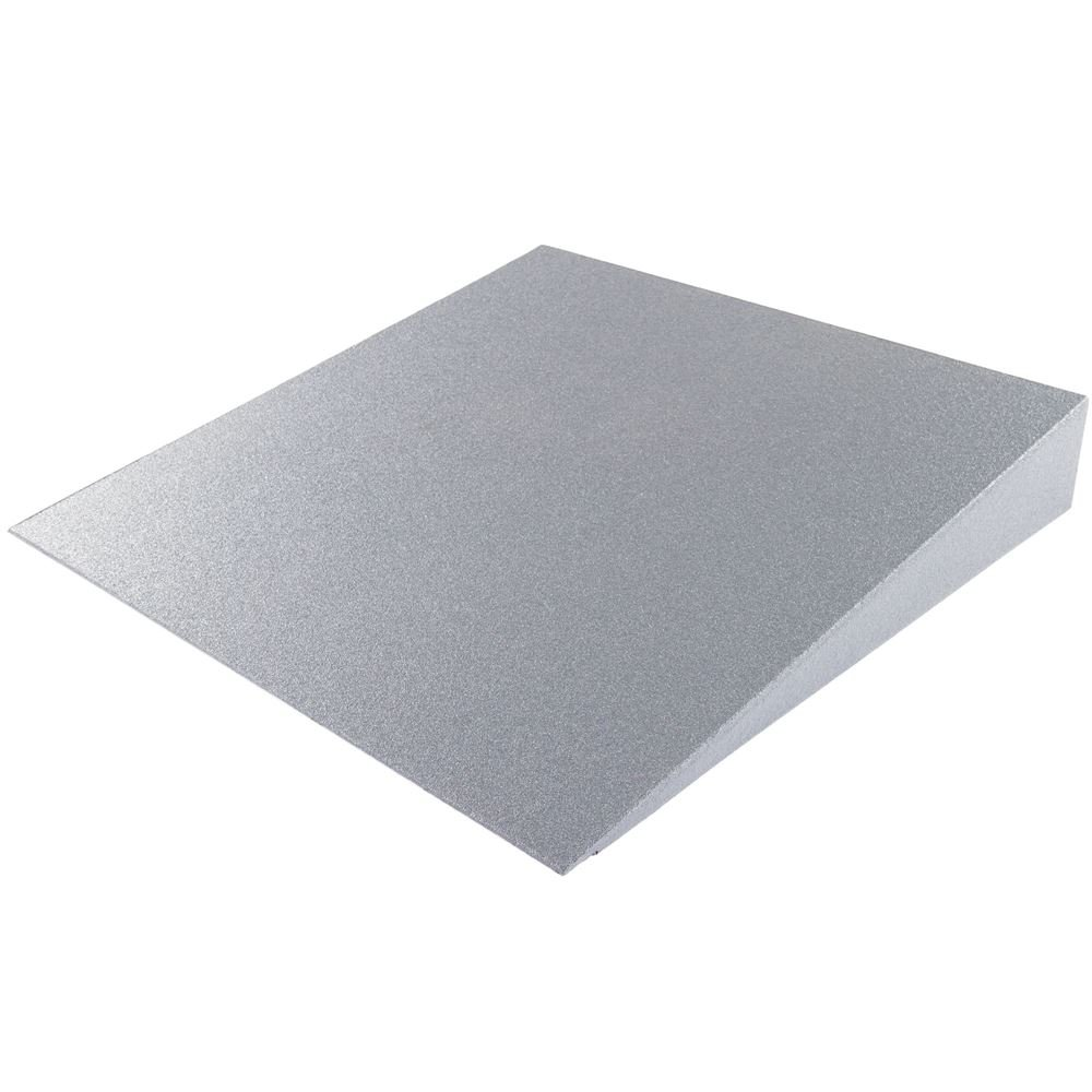Silver Spring 6'' High Lightweight Foam Threshold Ramp for Wheelchairs, Mobility Scooters, and Power Chairs