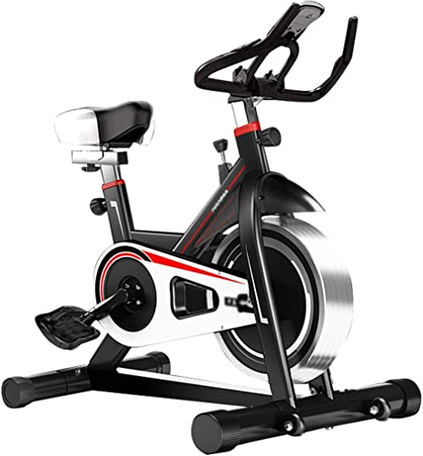 XP Bicicleta estática muda, bicicleta de spinning Bicicleta doméstica Bajar de peso Movimiento de control magnético interior Equipo de bicicleta deportiva,Negro: Amazon.es: Bricolaje y herramientas