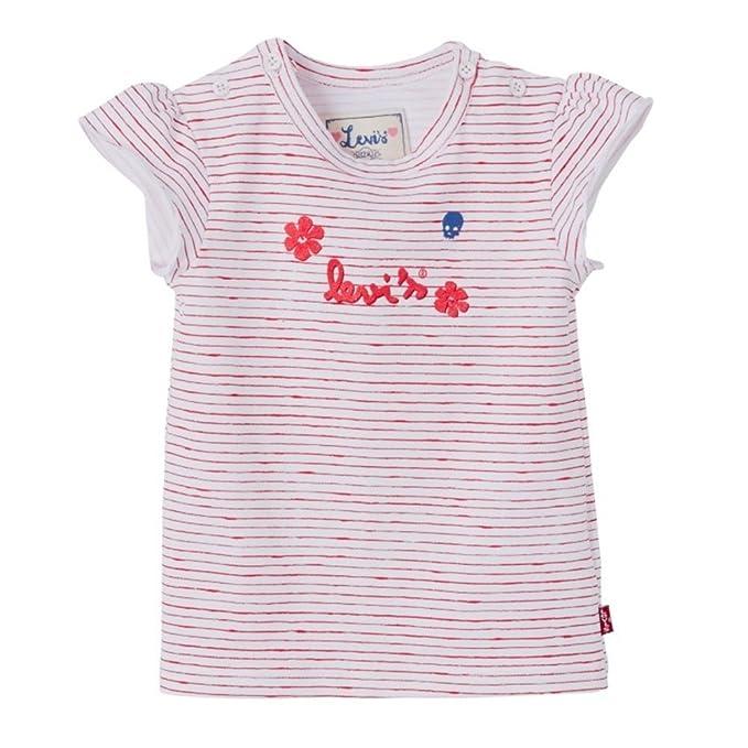 pretty nice 6b80c f286d LEVI'S® KIDS T-Shirt kurzarm Flow Baby-Top Babykleidung ...