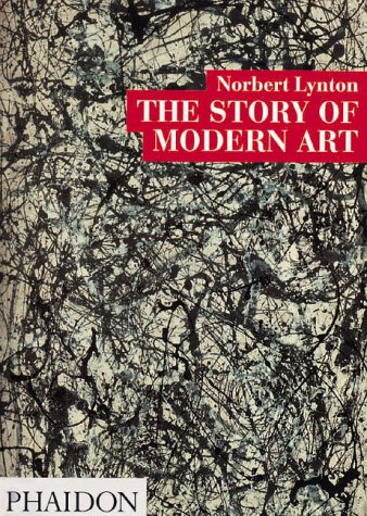 Book cover for The Story of Modern Art