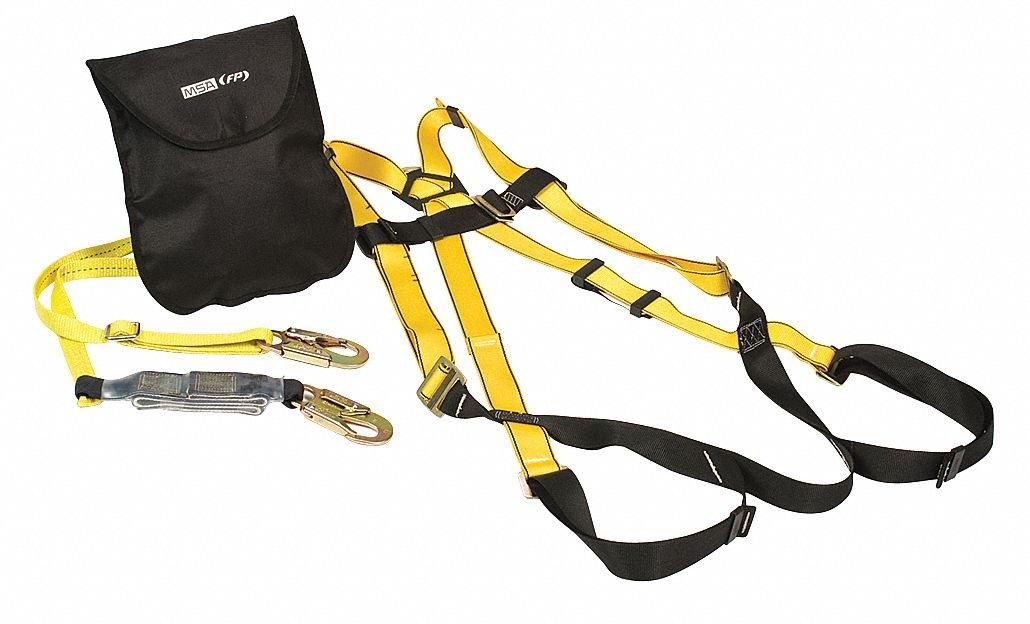 MSA Safety 10092166 - Kit de protección contra caídas, incluye ...