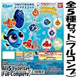 Bandai Finding Dory Clear Linking Mascot Figure Clasp - 1.5