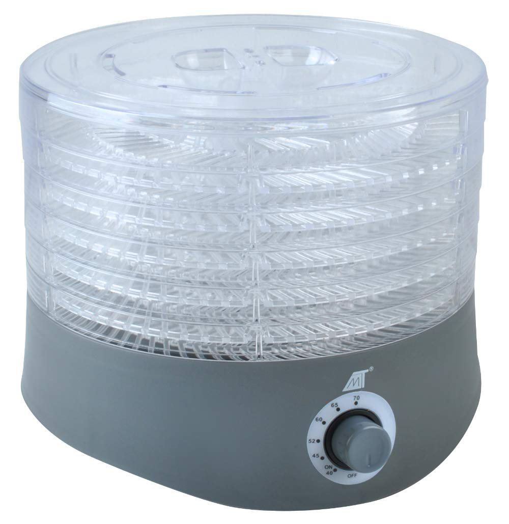 D/örrger/ät Luvele Flow D/örrautomat Beef Jerky Apparat BPA-frei