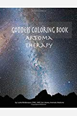 Goddess Coloring Book (Adult Therapy Coloring Books) (Volume 1) Paperback