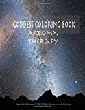 Goddess Coloring Book (Adult Therapy Coloring Books) (Volume 1)
