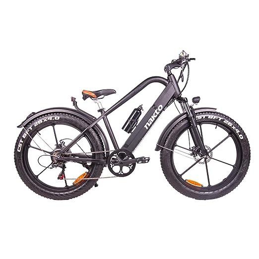 FYJK Eléctrica de Bicicletas de montaña, 400W Bicicleta eléctrica ...