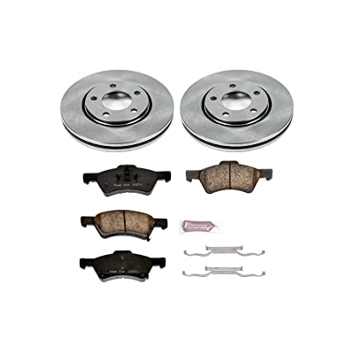 Autospecialty KOE5247 1-Click OE Replacement Brake Kit: Automotive