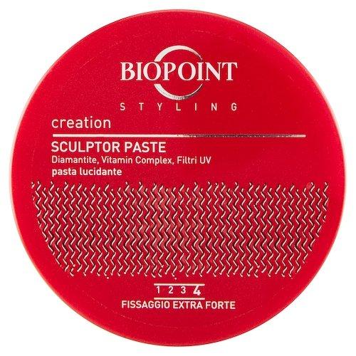 Biopoint Pasta Lucidante per Capelli della Linea Style - 100 ml
