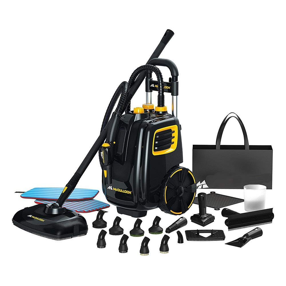 Alek...Shop Commercial Steam Cleaner System Multi-Floor Deluxe Deep Clean Remove Stains Kitchen Floor Hotel Restaurant Public Toilet and Others