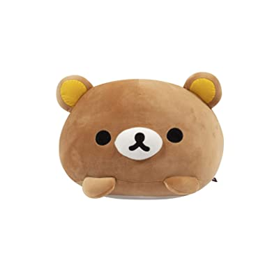 Rilakkuma San-X Original Mochi Cushion Plush: Toys & Games
