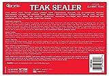 Star brite Teak Sealer - No Drip, Splatter-Free