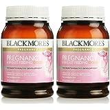 blackmores 孕妇黄金营养素哺乳期DHA叶酸片 180粒 (2瓶价)