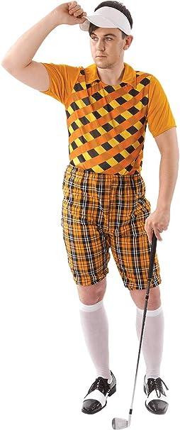 ORION COSTUMES Disfraz Naranja de Golf de Taberna Deportes ...