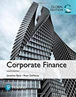 Corporate Finance, Global Edition, 4th Edition Front Cover