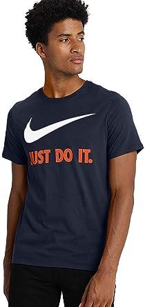 NIKE Herren T shirt Just Do It Swoosh