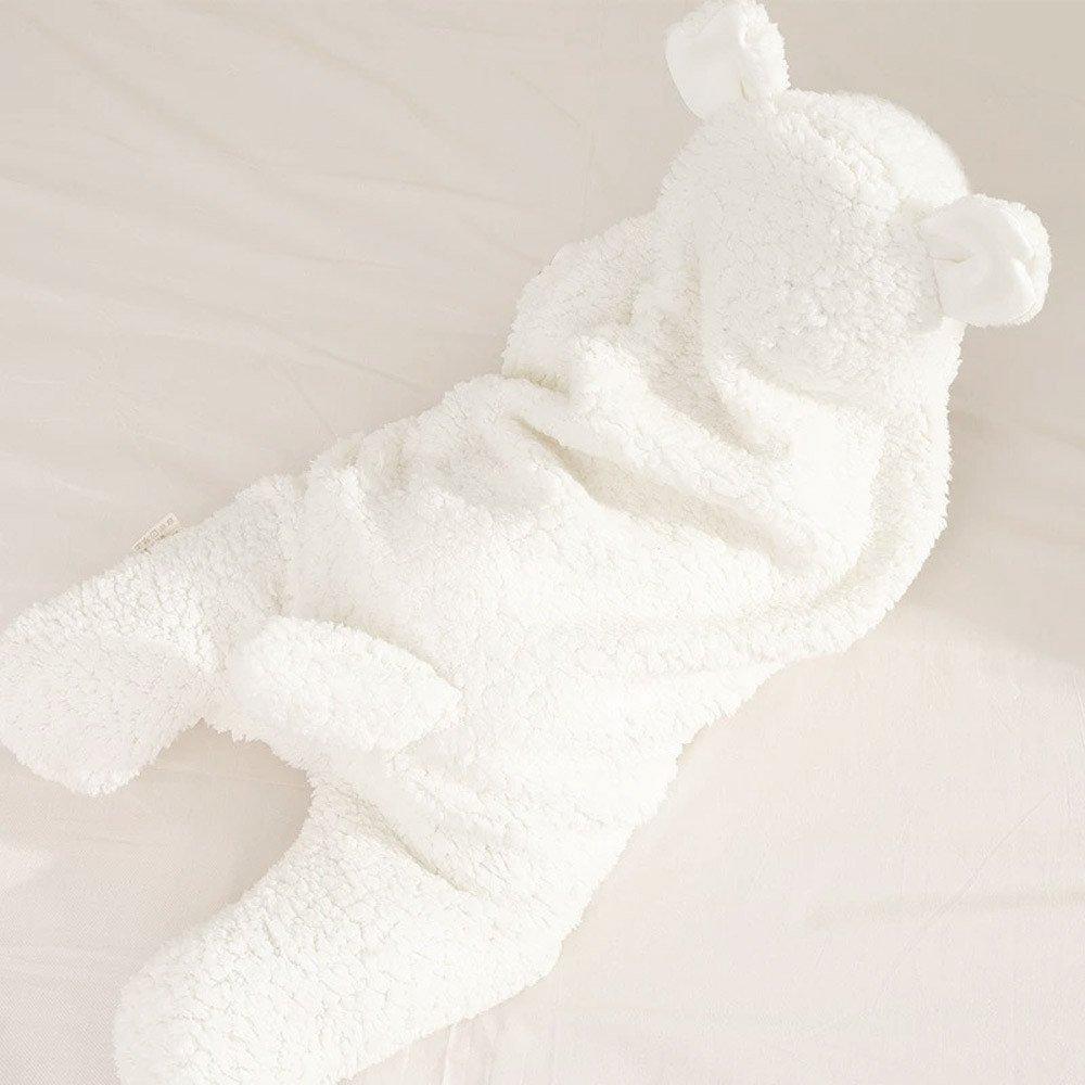 Kangrunmy Nouveau-N/é B/éB/é Gar/çOn Fille Langer B/éB/é Endormir Wrap Couverture Photographie Prop Infant Baby Boy Girl Swaddle Baby Sleeping Wrap Blanket Photography Prop Cadeau Couverture