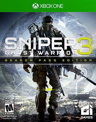 Sniper Ghost Warrior 3 Season Pass Edition - Xbox One Season Pass...