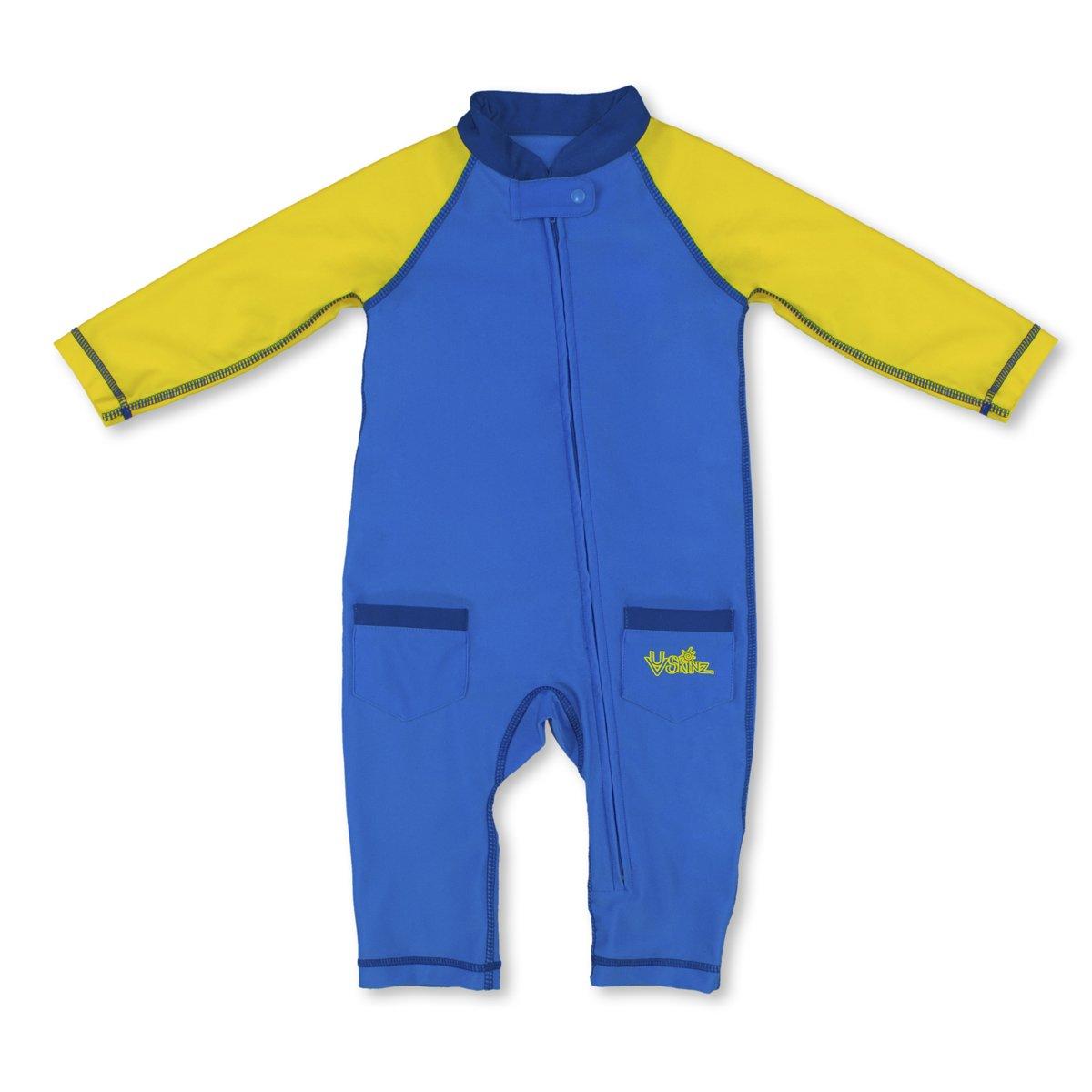 UV Skinz Baby Boys/' UPF 50 Kids/' Sun-Blocking Swimwear Body Sun//Swim Suit