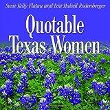 Quotable Texas Women