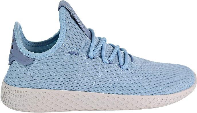 Adidas Pharrell Williams Tennis HU Big Kids' Sky Blue cp9802