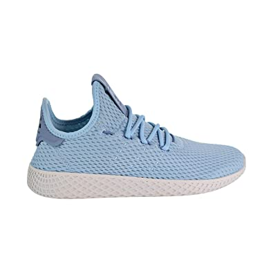 7380c6f89d1c adidas Pharrell Williams Tennis HU Big Kids  Sky Blue cp9802 (7 M US)