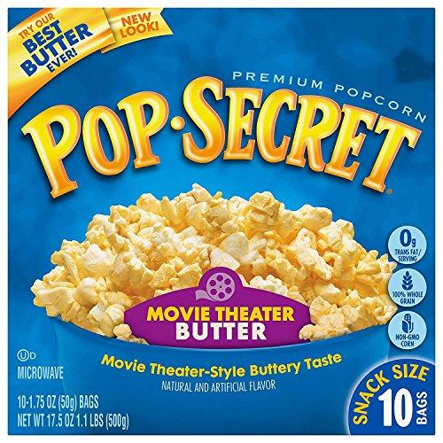 Pop Secret Microwavable Popcorn 10 Count product image