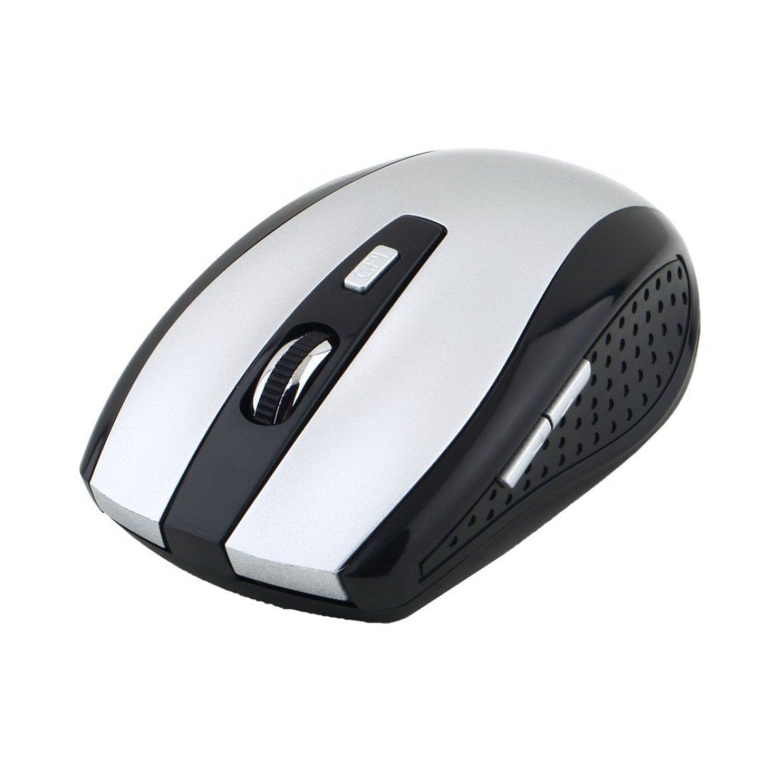 Swiftswan 2.4GHz Wireless Optical Mouse Mice with USB Receiver For PC Laptop New
