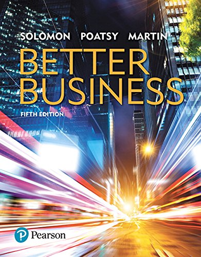 Better Business (5th Edition)