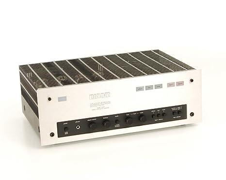 LUXMAN LX 33 tubos Amplificador: Amazon.es: Electrónica