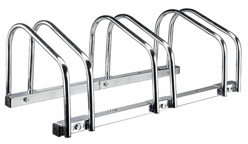 Fahrradgarage Radst/änder St/änder f/ür Fahrrad Stahl Fahrradst/änder f/ür 3 Fahrr/äder