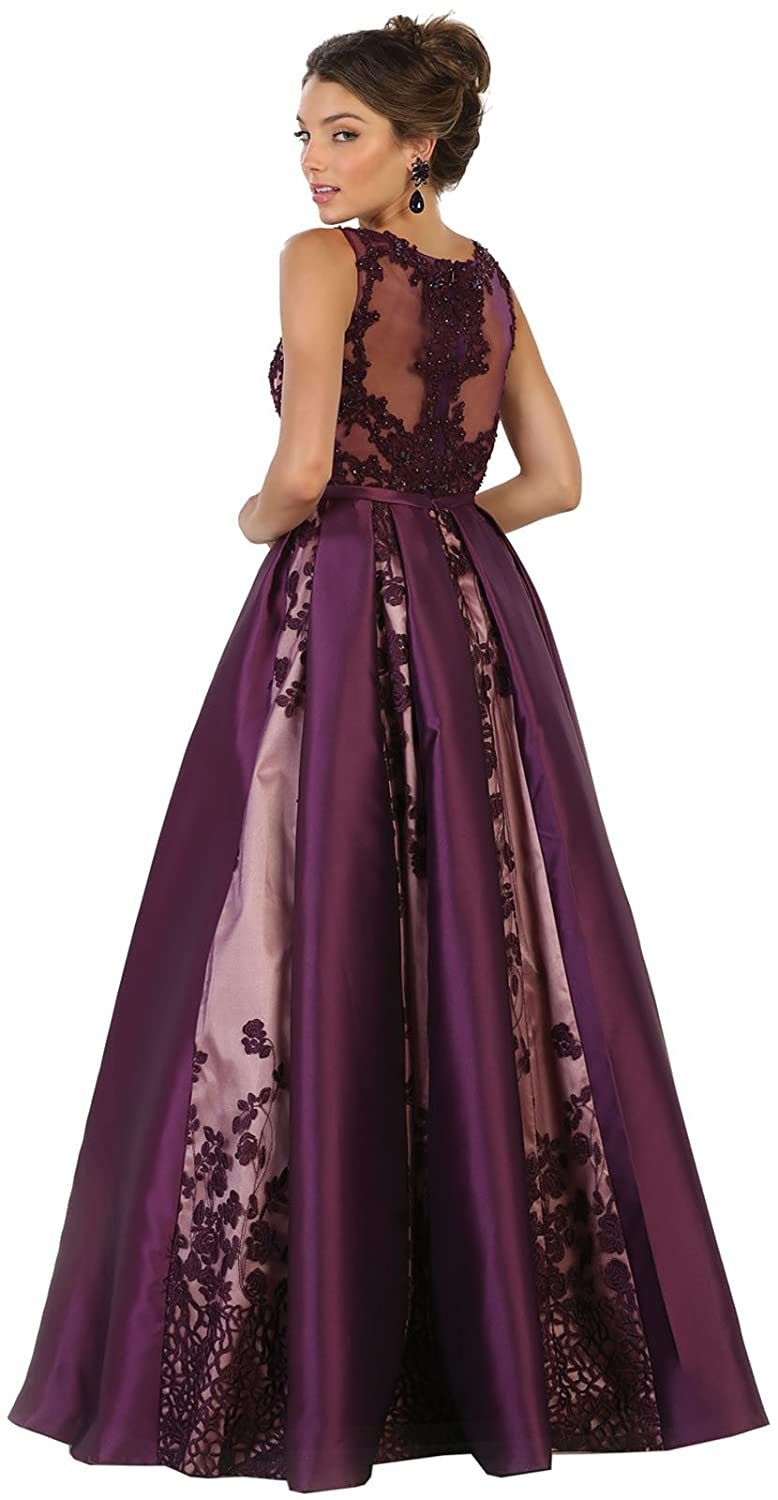 Royal Queen RQ7516 Marine Corps Ball Formal Gown at Amazon Women\'s ...