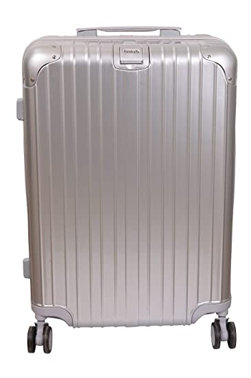 Handcuffs Polycarbonate 1929 Cms Silver Hard sided Suitcase ...