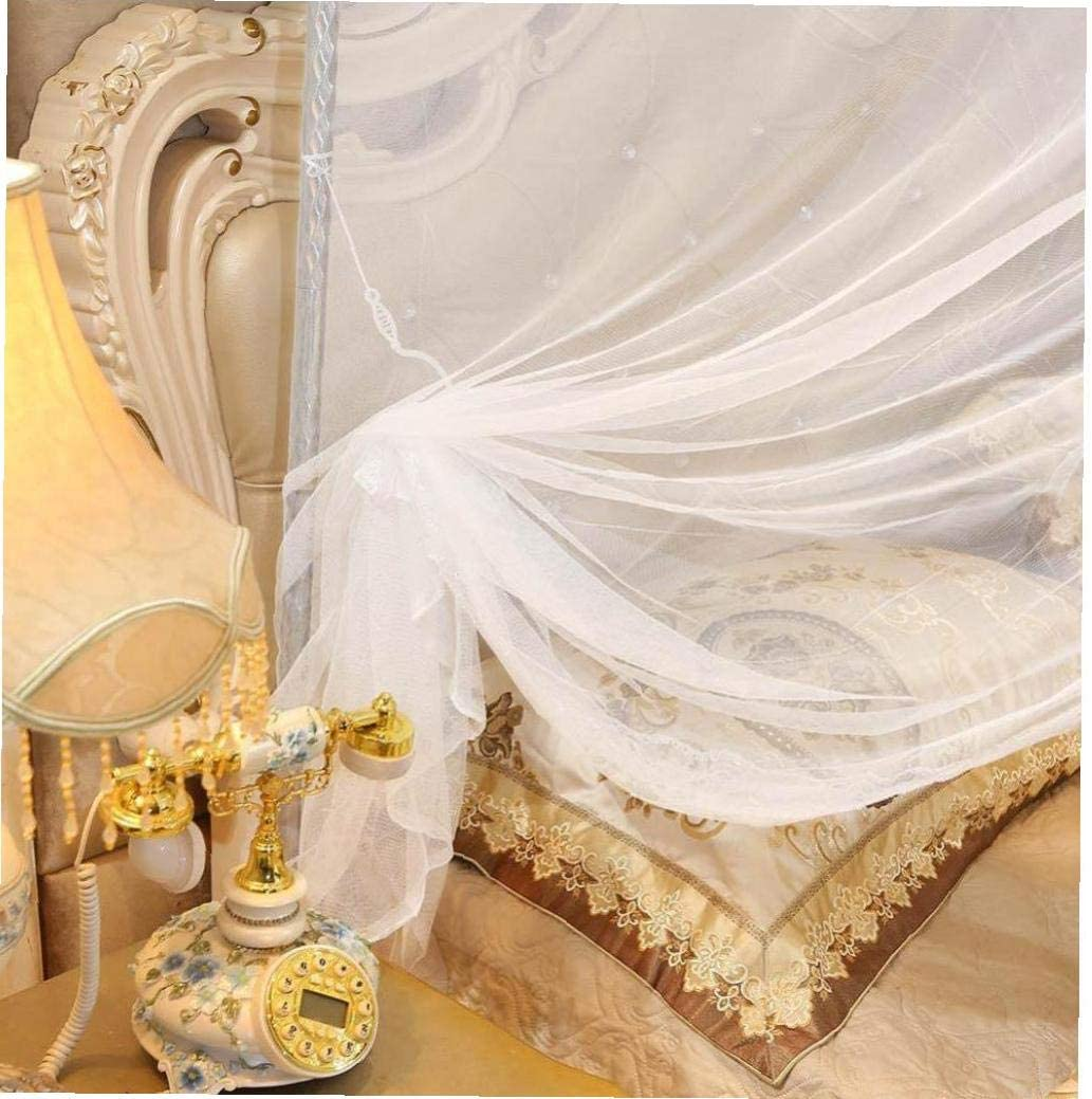 Mosquito Net for Sleeping Children Luxury Four Corner Post Bed Curtain Canopy Netting Mosquito Net Bedding