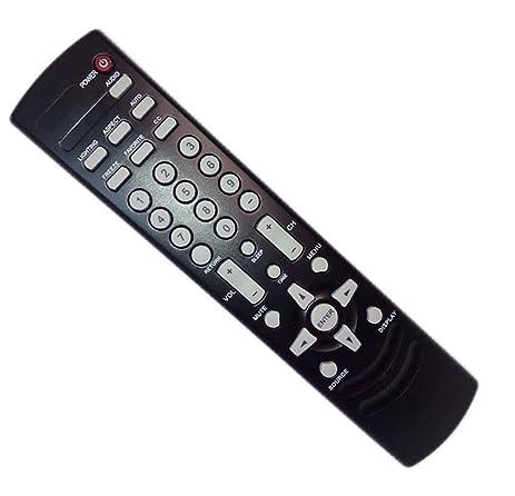 amazon com replaced remote control compatible for olevia 232 t12 rh amazon com