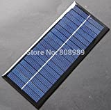 Generic 2.5W 9V A Grade High Efficiency Polycrystalline Solar Panel Solar Cell Module DIY Solar Charger For 6V Battery