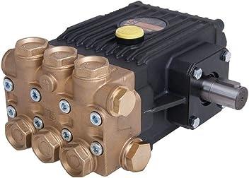 Lavadora A Presión Jet lavado Original Interpump K5.1 Serie válvula de descarga