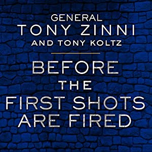 Before the First Shots Are Fired Audiobook
