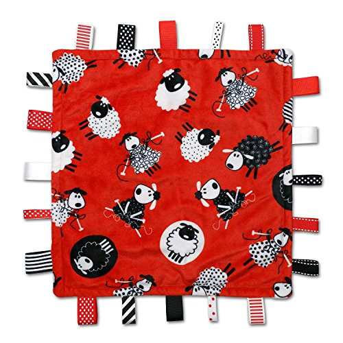 sleepy-sheep-label-lovey-black-white-and-red-high-contrast-infant-toy