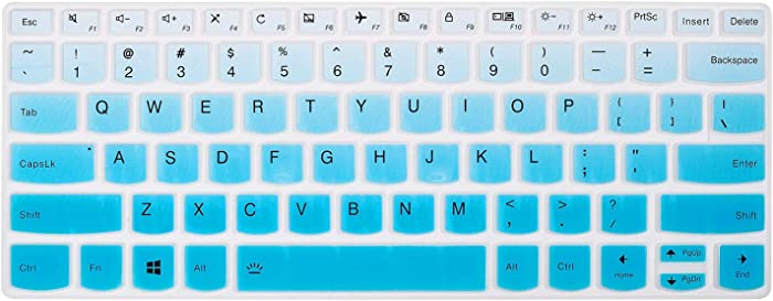 Keyboard Cover Skins Compatible with Yoga 730 720 720S 13.3